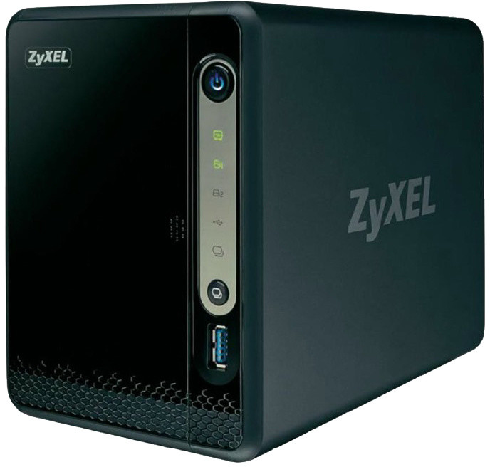 Zyxel NAS326, Personal Cloud Storage