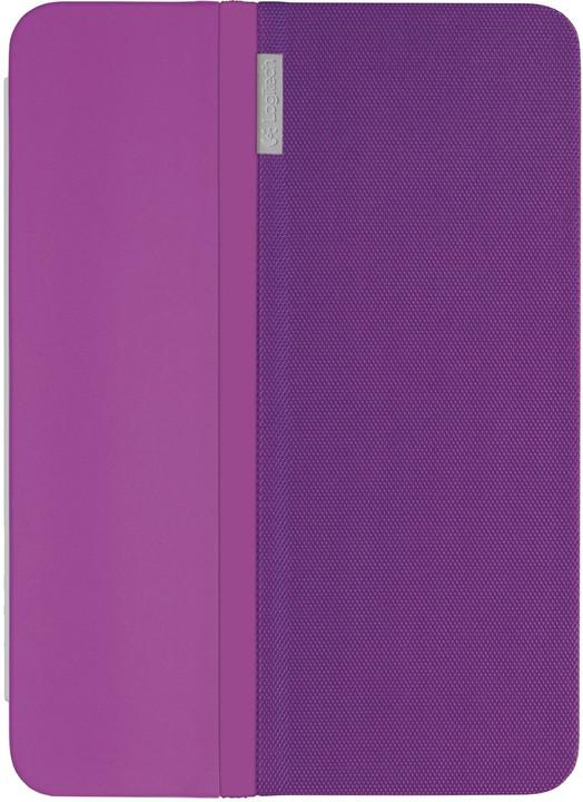 Logitech Any Angle pouzdro na iPad, fialová