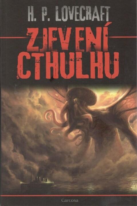 Kniha Zjevení Cthulhů