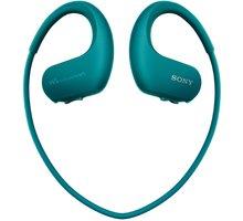 Sony NW-WS413, 4GB, modrá