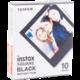 Fujifilm INSTAX square frame FILM 10 fotografií, černá