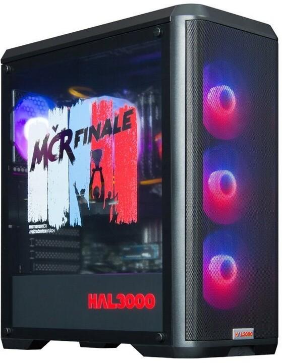 HAL3000 MČR Finale 3 Pro 3060 (Intel), černá