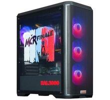 HAL3000 MČR Finale 3 Pro 3060 (Intel), černá - PCHS2516