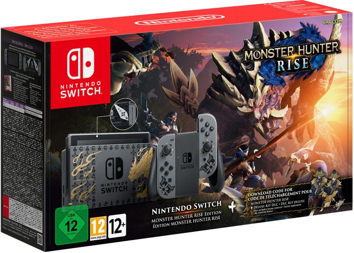Nintendo Switch (2019), Monster Hunter Rise Edition