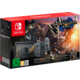 Nintendo Switch (2019), Monster Hunter Rise Edition Elektronické předplatné deníku Sport a časopisu Computer na půl roku v hodnotě 2173 Kč