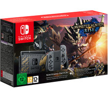 Nintendo Switch (2019), Monster Hunter Rise Edition - NSH076