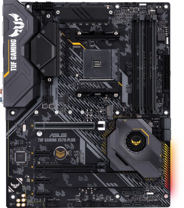 ASUS TUF GAMING X570-PLUS - AMD X570
