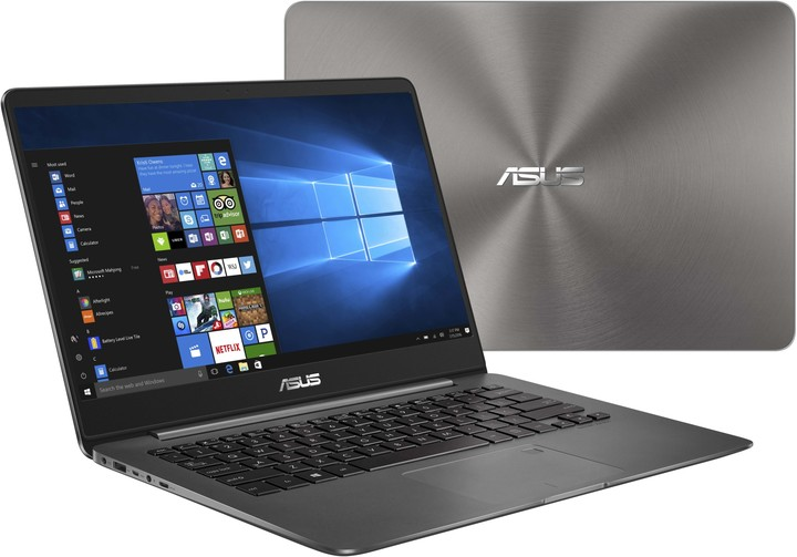 ASUS ZenBook 14 UX430UN, šedá