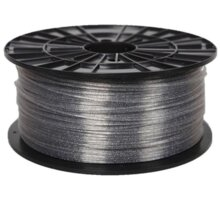 Filament PM tisková struna (filament), ABS-T, 1,75mm, 1kg, modrá s flitry - F175ABS-T_BG