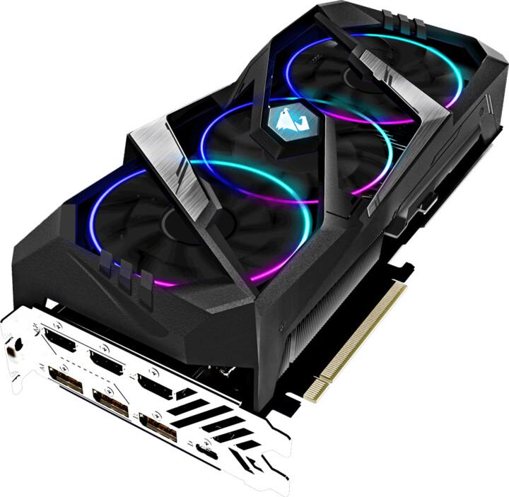 GIGABYTE GeForce RTX 2080 SUPER 8G, 8GB GDDR6