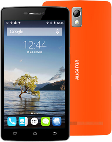 Aligator S5080 LTE, oranžová