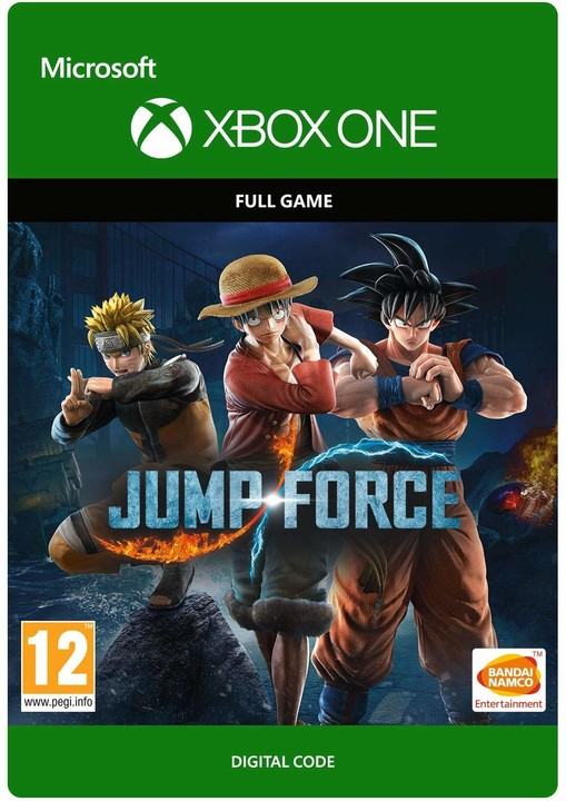 Jump Force: Standard Edition (Xbox ONE) - elektronicky