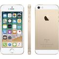 Apple iPhone SE 128GB, zlatá