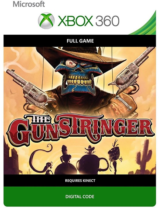 The Gunstringer (Xbox 360) - elektronicky