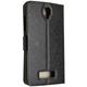 FIXED flipové pouzdro pro Lenovo A2010, černá
