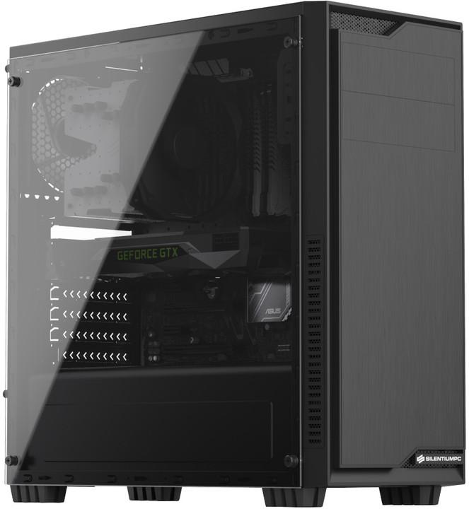 SilentiumPC Regnum RG1 TG Pure Black