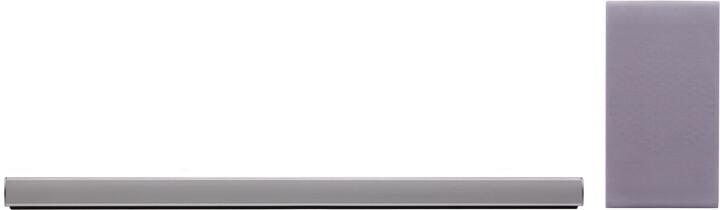 LG SH5, 2.1, stříbrná