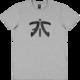 Fnatic Ess Logo, světle šedé (XL)