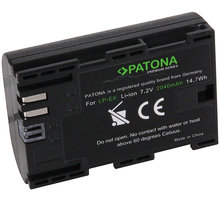 Patona baterie pro Canon LP-E6 2040mAh PT1212