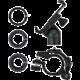 JOBY GripTight Bike Mount Pro  + Voucher až na 3 měsíce HBO GO jako dárek (max 1 ks na objednávku)