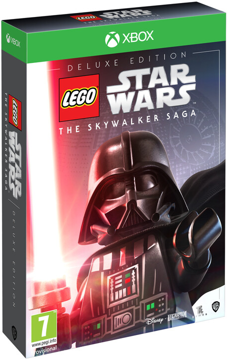 Lego Star Wars: The Skywalker Saga - Deluxe Edition (Xbox)