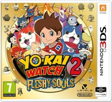 Yo-Kai Watch 2: Fleshy Souls (3DS) - 045496474690