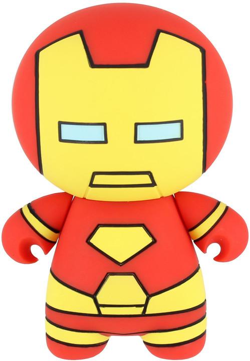 Lazerbuilt Marvel Kawaii 2600 mAh Iron Man powerbanka