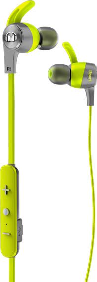 Monster iSport Achieve In Ear Wireless, zelená
