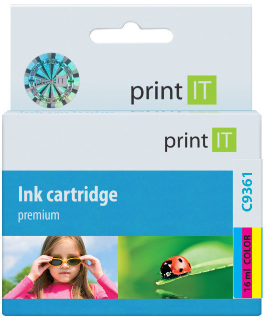PRINT IT alternativní HP C9361EE Color no. 342, 5ml