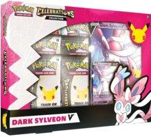 Karetní hra Pokémon TCG: Celebrations Dark Sylveon V Box