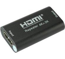 PremiumCord 4Kx2K HDMI repeater až do 40m - khrep04