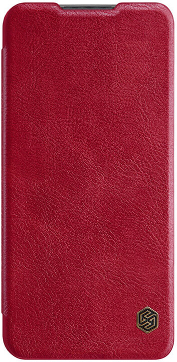 Nillkin pouzdro Qin Book Pouzdro pro Xiaomi Redmi 9, červená