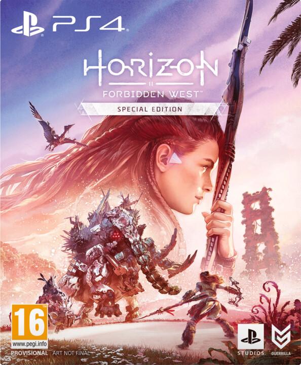 Horizon Forbidden West - Special Edition (PS4)