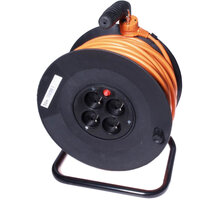 PremiumCord prodlužovací kabel 230V 50m buben O2 TV Sport Pack na 3 měsíce (max. 1x na objednávku)