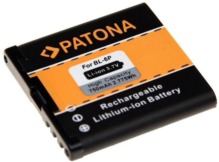 Patona baterie pro Nokia BL-6P 750mAh 3,7V Li-Ion