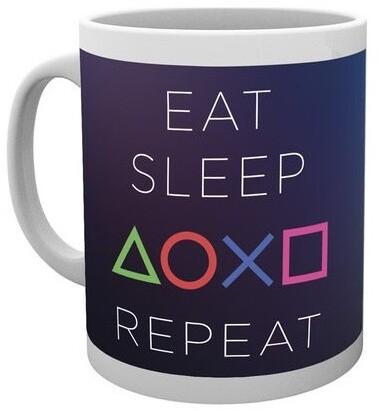 PlayStation - Eat Sleep Play Repeat