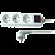 Prodlužovací kabel 230V 1,5m - 3x zásuvka, vypínač