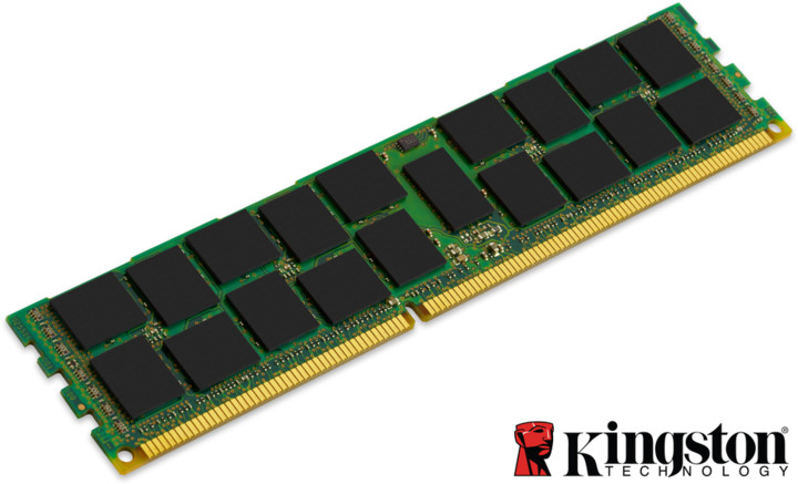 Kingston System Specific 16GB DDR3 1333 Reg ECC Quad Rank x8 Low Voltage brand Dell