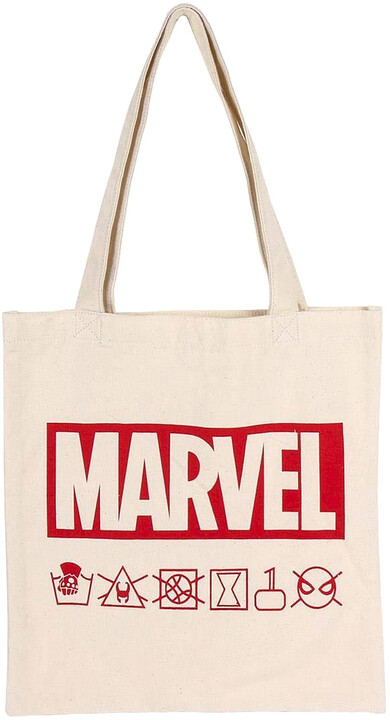 Taška Marvel, plátěná