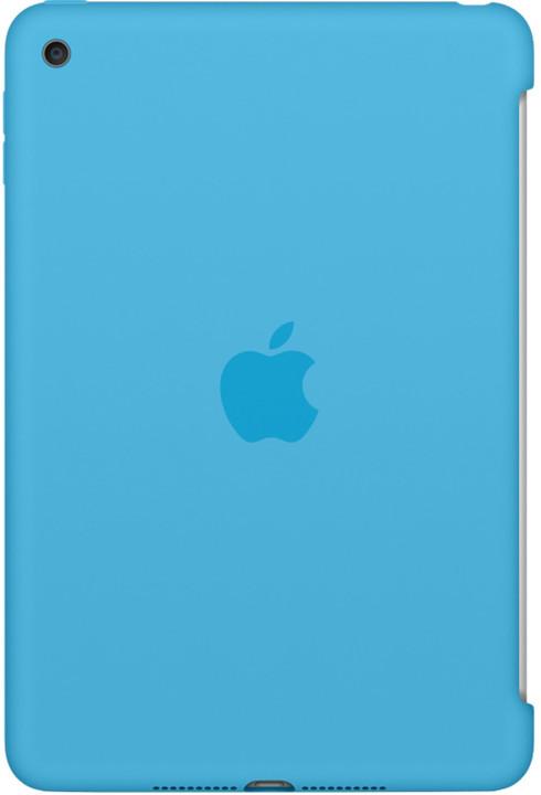 Apple iPad mini 4 Silicone Case, modrá