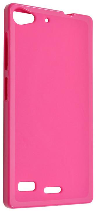 FIXED pouzdro pro Lenovo Vibe X2, růžová