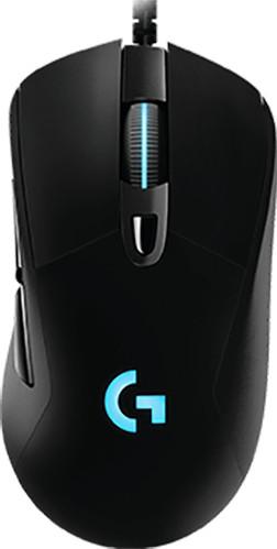 Logitech G403 Hero, černá