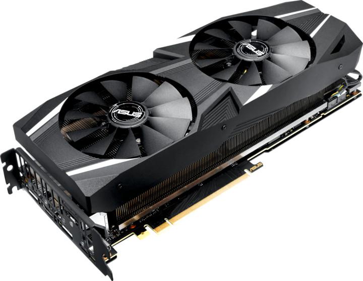 ASUS GeForce DUAL-RTX2080-A8G, 8GB GDDR6
