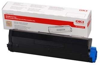 OKI 43502002, černá