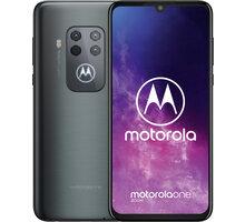 Motorola One Zoom, 4GB/128GB, Electric Grey - PAG20018PL