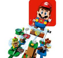 LEGO Super Mario 71360 Dobrodružství s Mariem – startovací set Elektronické předplatné deníku Sport a časopisu Computer na půl roku v hodnotě 2173 Kč