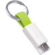 inCharge MicroUSB Lime, 8cm