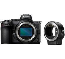 Nikon Z 5 + FTZ adaptér - VOA040K002