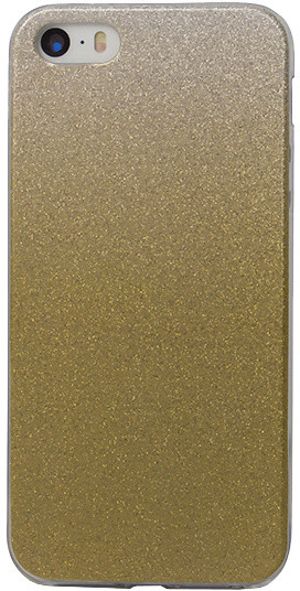 EPICO pouzdro pro iPhone 5/5S/SE GRADIENT - zlatý