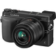 Panasonic Lumix DMC-GX8, černá + objektiv 14-42mm